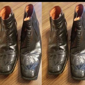 Gently Worn Men's Durango Boots